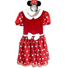 Minnie Mouse Costume Adult Halloween Fancy Dress Size XL