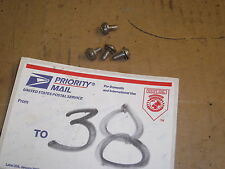 1954 1955 56 CADILLAC FLEETWOOD DEVILLE GLOVE BOX HINGE-DOOR MOUNTING HARDWARE !