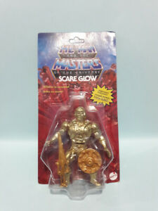 """VERY RARE HE-MAN """"GOLD 24 K"""" FIGURE MADE IN MEXICO BOOTLEG , BLISTER"""