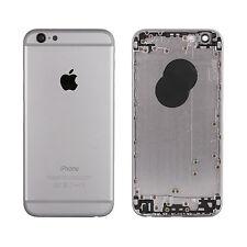 Akkufachdeckel Backcover Rückseite Gehäuse Folie Werkzeug für iPhone 6 Schwarz