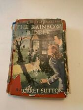 1946 The Rainbow Riddle by Margaret Sutton Hardcover With Dust Jacket