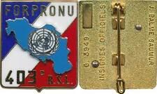 403° Bataillon de Soutien Logistique, FORPRONU, Balme 3949 (3292)