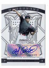 A.J. Pollock MLB 2009 BOWMAN STERLING perspectives (Arizona Diamondbacks)