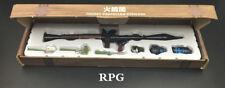 1:6 Scale Battle GUN WWII Weapon Model Rocket Propelled Grenade (RPG)