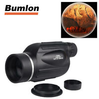 13X50 Range Finder Waterproof Monocular Telescope 1000m Hunting Golf Rain Model