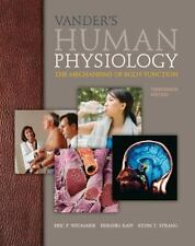 Combo: Vander's Human Physiology W/Connect Plus with LearnSmart and...