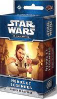 Star Wars JCE : Héros et Légendes version française Neuf Edge