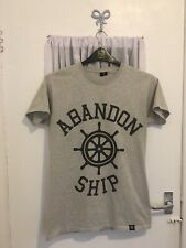 Men S Abandon Ship Clothing For Sale Ebay