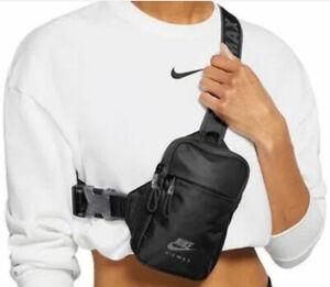Nike Air Max Mini Cross Body Side Bag Black CV8959-010 Unisex Brand New