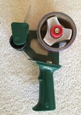 Duck Brand Pistol Grip Packing Tape Gun Dispenser With Tape Roll Works Perfectly