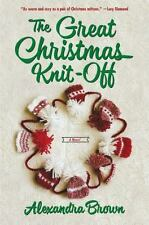The Great Christmas Knit-Off by Alexandra Brown (2015, Paperback)