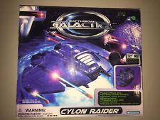 Battlestar Galactica Cylon Raider Sound Battleship Model Suoni Trandmaster toys