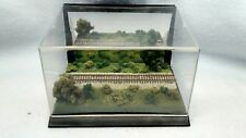 Z Scale Display Mirror Cube - Fully Scenic- For Any Z Loco Or Car- Vzw-Z04A1