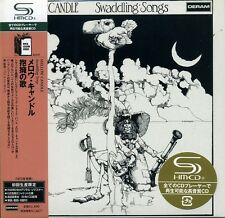 Mellow Candle Swaddling canzoni (1972) Giappone mini lp SHM-CD UICY - 93825