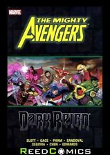 MIGHTY AVENGERS DARK REIGN HARDCOVER New Hardback Collects (2007) #21-36 + more