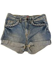 H&M Denim Shorts Uk Size 6