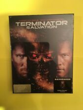 Terminator Salvation HDZeta Lenticular Blu-ray Steelbook Mint NEW SEALED RARE