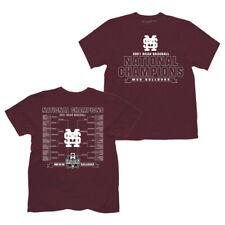 Mississippi State Bulldogs 2021 College World Series Champions Bracket T-Shirt