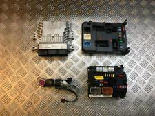 10-15 CITROEN DS3 1.6 HDI DIESEL MANUAL COMPLETE ENGINE ECU KIT 9800268980