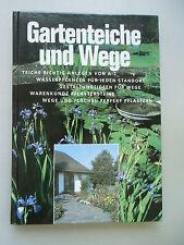 Gartenteiche und Wege Teiche richtig anlegen Wasserpflanzen Gestaltungsideen