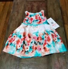 New Rare Editions Little Girl's Floral Dress Size 2T