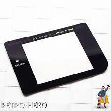 GameBoy Classic Display Scheibe Ersatz / Austausch Game Boy screen LCD Schwarz