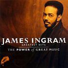James Ingram Power of great music-The best of (1991) [CD]