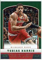 TOBIAS HARRIS Rookie RC 2012-13 Panini (Card #289) 76ers Sixers