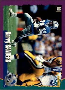 1994 Score Football Card #s 1-200 +Rookies (A0497) - You Pick - 10+ FREE SHIP