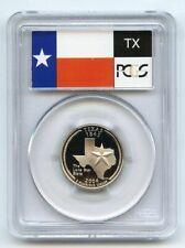 2004 S 25C Clad Texas Quarter PCGS PR70DCAM