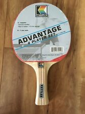 New Kettler Advantage Ping Pong Table Tennis Racquet