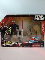 Hasbro Star Wars: Hero Mashers Sith Speeder and Darth Maul Action Figure