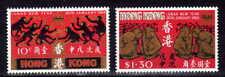 Hongkong 230/31 ** Jahr des Affen - Michel 70,00 (1149)