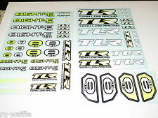 TLR04004 TEAM LOSI RACING TLR 1/8 8IGHT-E 4.0 DECALS