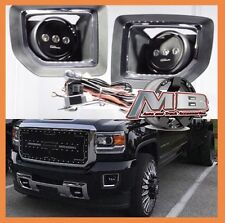 15 16 17 GMC Sierra 2500 Clear LED Fog Light Replacement Lamp Clear Putco LED