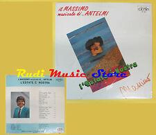 LP 12'' Il MASSIMO musicale di ANTELMI L'estate e' nostra SIGILLATO cd mc dvd