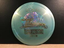 Jake's Discs Discraft Paul McBeth 5x Titanium Undertaker 170 g Slightly used