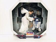 Star Wars Forces of Destiny Princess Leia R2 D2 Platinum Edition Doll Hasbro