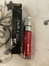 SMITH & CULT Shining Lip Lacquer Gloss in The Warning (Red) BNIB Free Ship!