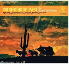 Sons Of The Pioneers: Sui Sentieri Del West - LP Vinyl 33 Rpm