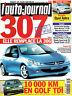 L'AUTO JOURNAL N° 486. 1998. GOLF TDI. FIAT SEICENTO. SKODA OCTAVIA. CLIO 1.2.