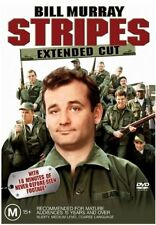 Stripes - Extended Cut (DVD, 2005) REGION-4, NEW AND SEALED, FREE POST AUS-WIDE