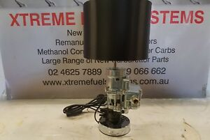 Genuine Carburettor Table Lamp New - carby man cave shed art stromberg polish