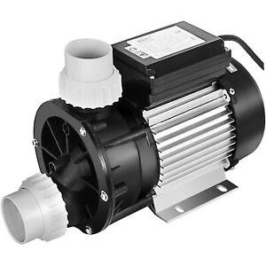 Pompa di Circolazione Filtrazione Pompa SPA 750W Pompa Acqua Vasca Idromassaggio