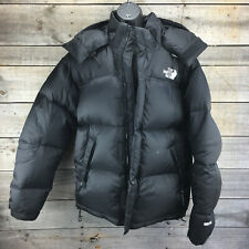 The North Face Down Deptford Jacket Coat Mens XL Black Puffer Bubble Parka Ski