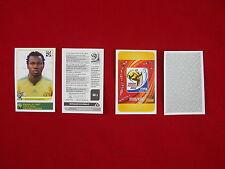 Panini coupe du monde 2010 toutes les 80 update extra sticker comme séquences spécial sticker wc 10