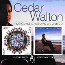 Cedar Walton - Animation/Soundscapes [New CD] UK - Import
