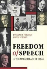 Freedom of Speech in the Marketplace of Ideas
