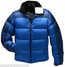 "New! MARMOT ""OURAY DOWN JACKET"" #96240 Defender SAPPHIRE & INK BLUE! Size: Small"