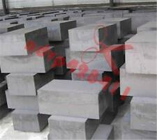 New 1pcs High Purity 99.9% Graphite Ingot Block 100mm * 200mm * 10mm